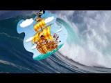 Второй КЛИП- А когда на море качка. По фотографиям Милены !