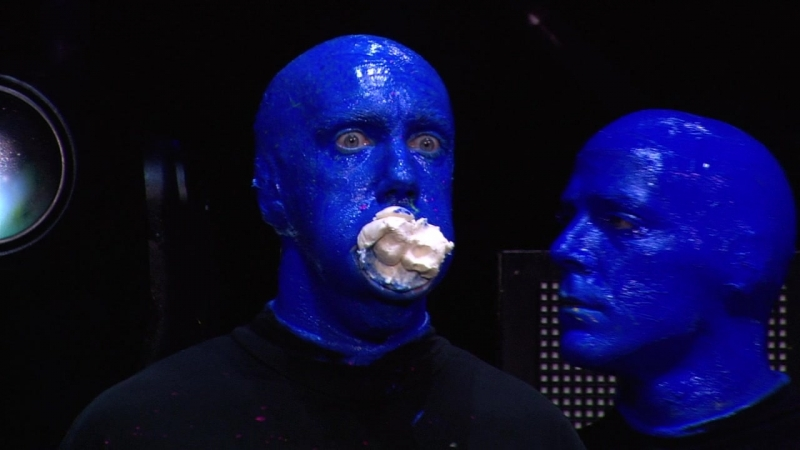 Blue Man Group - How to Be a Megastar Live 2008