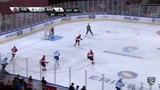 Моменты из матчей КХЛ сезона 1718 Гол. 41. Доус Найджел (Барыс) с помощью рикошета от клюшки соперника 12.12