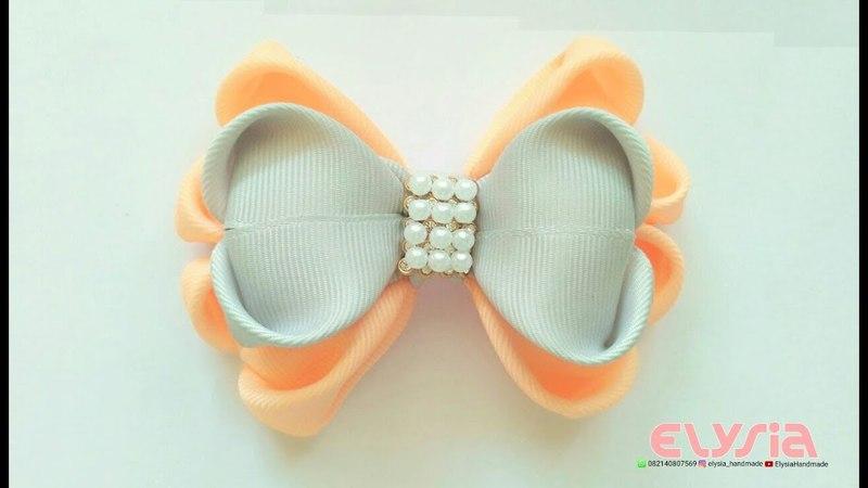 Butterfly Bow | DIY by Elysia Handmade