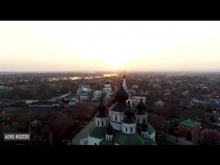 Старочеркасский Воскресенский Войсковой собор. Старочеркасск 2018