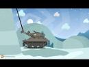 ТОП 20 серий Armored Warfare - Мультики про танки