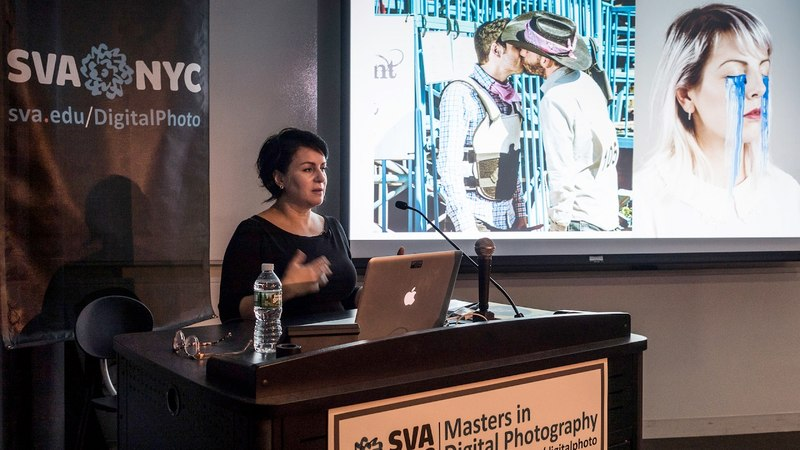 Claudia Grimaldi Marks - Senior Art Director, Getty Images