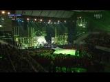 21.12.17 B.A.P - HANDS_UP @ 2018 Pyeongchang Winter Olympics G-50 Concert [MemoryLane]