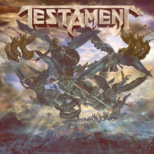 Testament альбом The Formation of Damnation