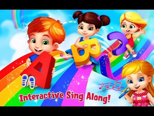 Abc Song | Kids Learning Game | nursery rhymes for kids | Songs for kids HD 1