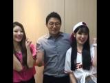 [170831] Mijoo & Jiae @ Инстаграм live_in_my_sports
