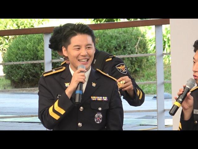 170916 광교 호수공원 마당극장 가족사랑 걷기대회 경기남부경찰 홍보단 죽음의
