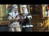 Выступление ансамбля народной духовной музыки Светилен в Крестовоздвиженском храме п.Палех