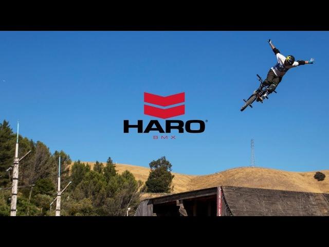 Ryan Nyquist - Haro BMX 2018