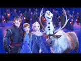 Olaf's Frozen Adventure - All Memorable Moments & Funny Scenes – Disney Christmas Animated 2017