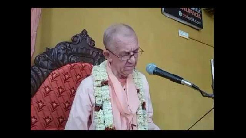 BVV Narasimha Swami, SB 8.17.1, Mayapur 28.02.2018 (Eng-Rus)