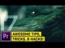 17 POWER Tips, Tricks, HACKS for Premiere Pro CC