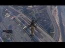 GTA Online Бомбинг на Акуле