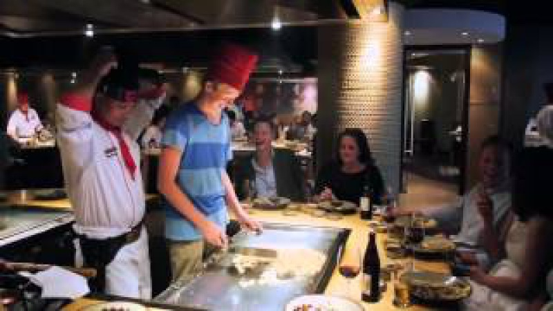 Японский повар-виртуоз, который сделал мой день
