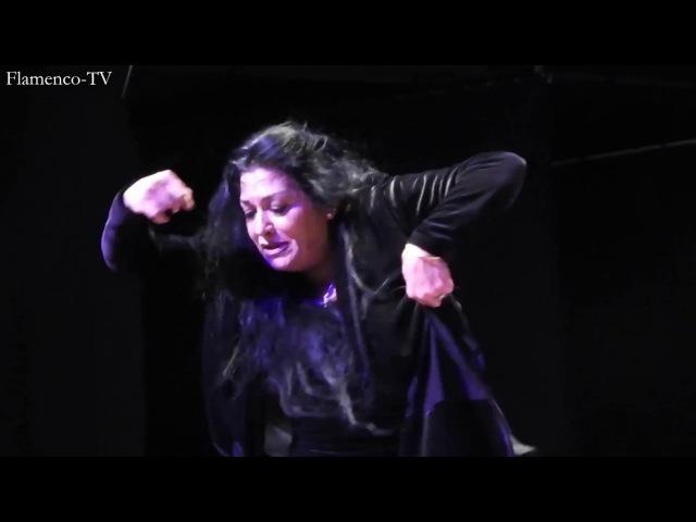 Rosario Montoya Manzano La Farruca - actuación en Lima, Perú 2017