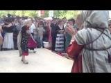 Танец веселых даргинок, Dagestani ethnic dance fun. Darghinian's