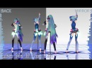 【MMD】Love Me If You Can[back side & mirror][60fps]