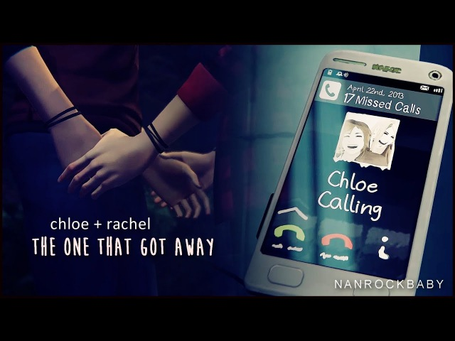 Chloe rachel | the one that got away