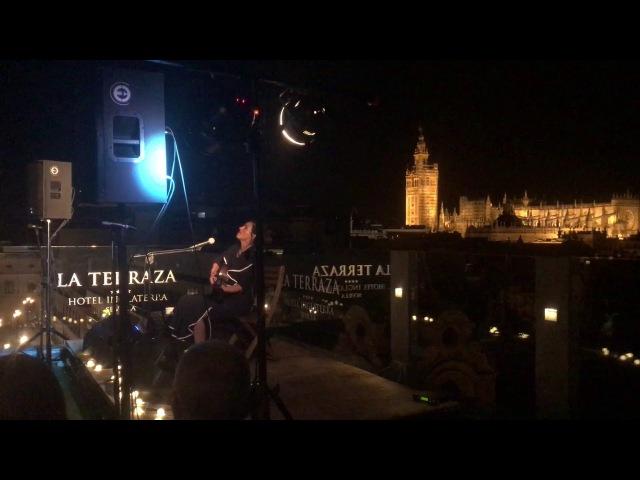 La bicha - BEBE (Live the Roof Sevilla)