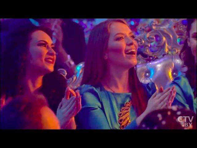 Natali Domini и ансамбль Менестрели- Новогодняя ночь на СТВ.