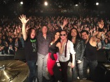 Graham Bonnet Band- Japan Tour Report w Alcatrazz Original Members Reunion After 33 years