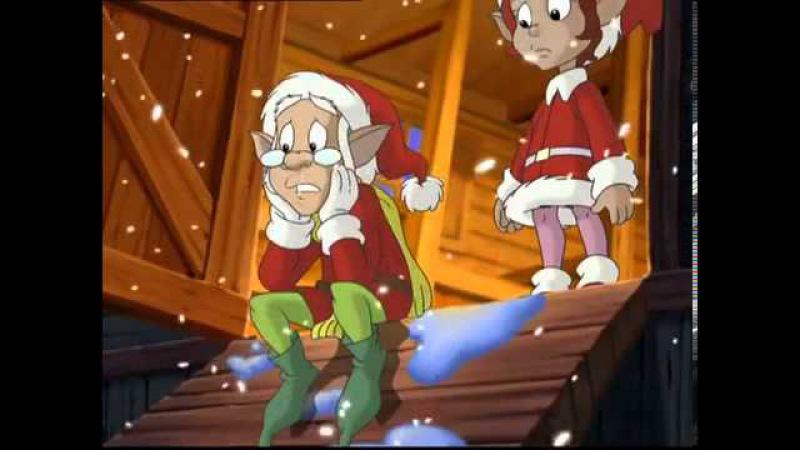 Le Noël des 9 Chiens