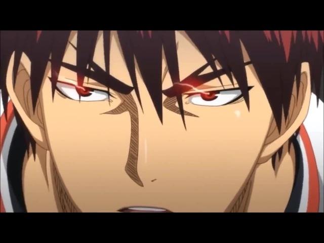 Aomine vs Kagami