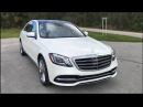 The New Mercedes Benz S450 Just Arrived in Naples Florida