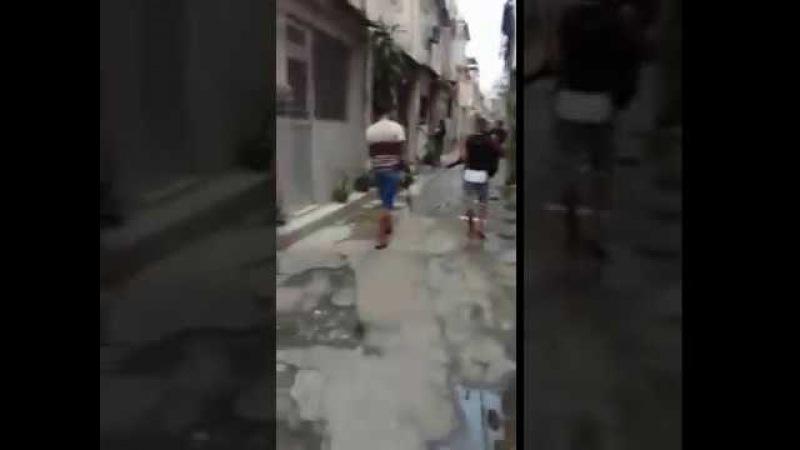 Traficantes do terceiro comando tomam à favela do pica pau que era comando vermelho.