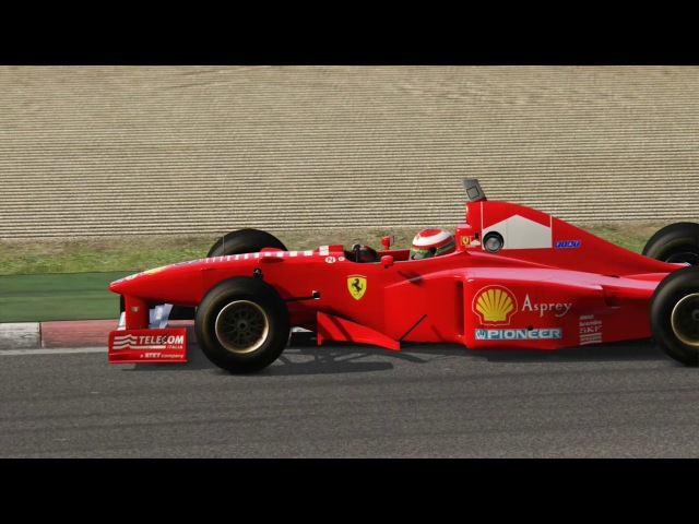 Assetto Corsa - Ferrari F310 vs. F310B - Hotlap Comparison
