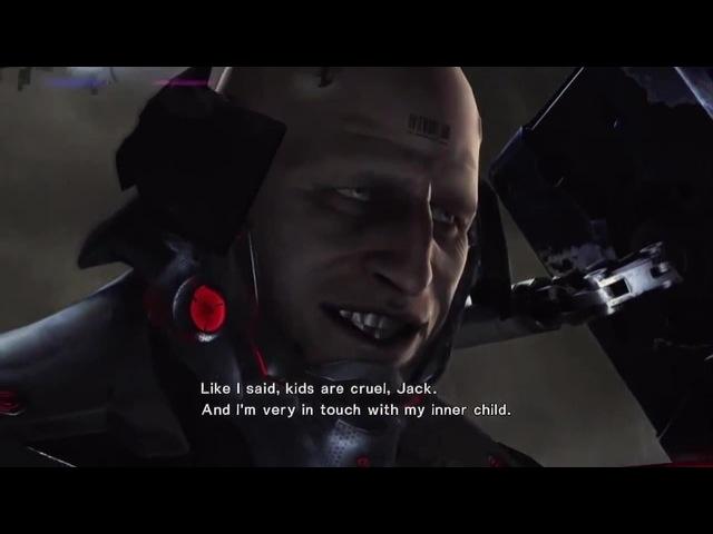Metal Gear Rising: Revengeance - Sundowner Fight