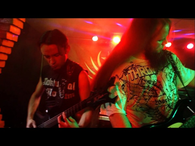 Black Union Suicidal Crysis Final Outro Live at Barvy club Kiev 09 12 2017
