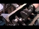 Часть 4 Lada Капитальный ремонт ВАЗ 2107 1600 Установка коленвала