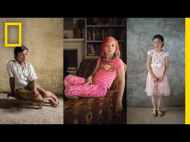Hear Kids' Honest Opinions on Being a Boy or Girl Around the World | National Geographic