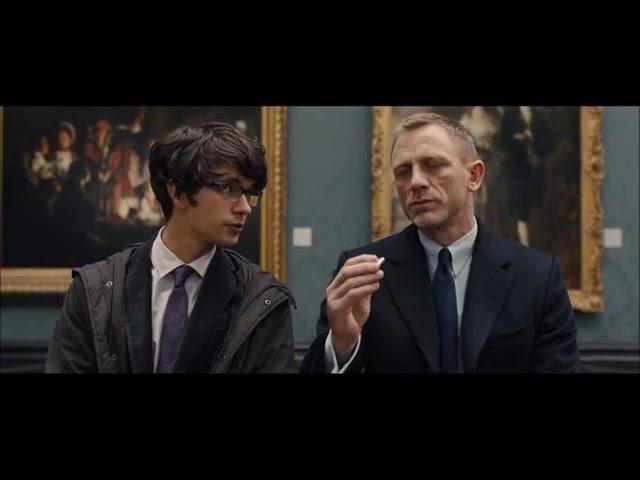 007: Координаты «Скайфолл» - Сцена 6/10 (2012) HD
