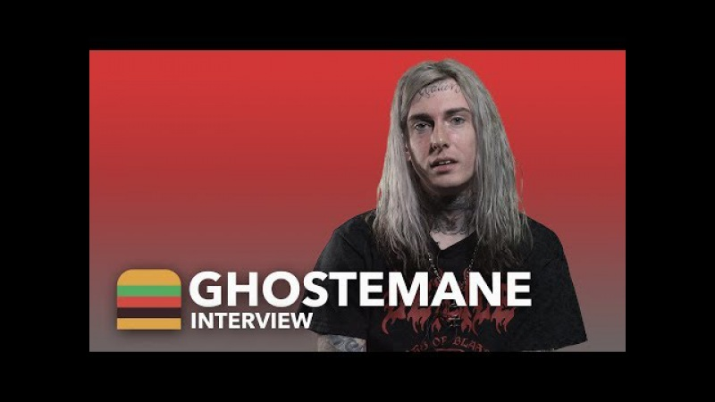 Интервью GHOSTEMANE для Fast Food Music (GHOSTEMANE Interview)
