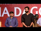 Sairam Institutions - Rana Daggubati (Indian actor) Celebrity Chat on 18th Sep 2017