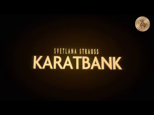 KaratBank ICO Karatbars Promotion.