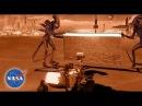 На Марсе постоянно что то происходит но учёные молчат Марс ОНИ живут внутри