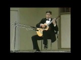 Asturias by Isaac Albeniz. Performed by Dmitry Nilov.