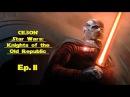 Star Wars: KotOR Прогулка по Тарису