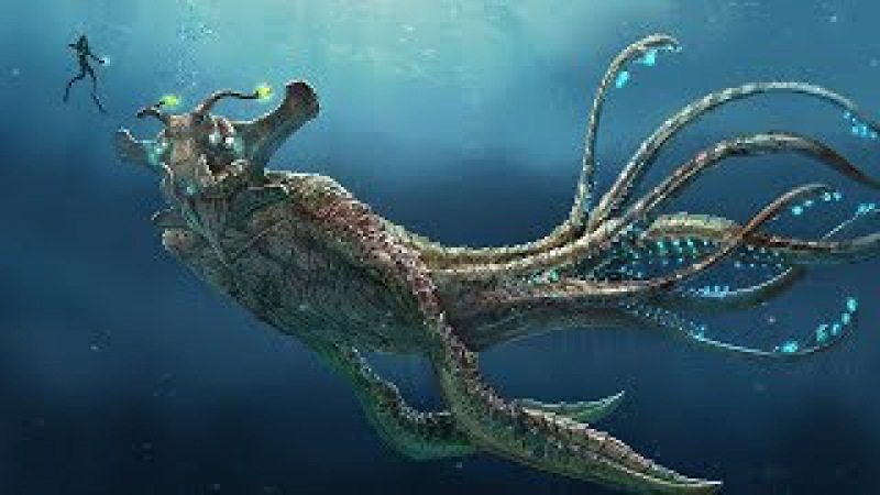 Табу! Подводная жизнь внеземных цивилизаций. То, что нашли под водой, шокировало исследователей!