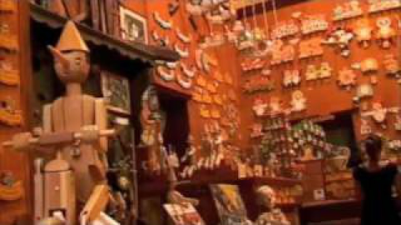 Bartolucci, Artisan Woodcarving Store in Rome