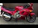 Краткий обзор состояния мотоцикла Kawasaki ZZR600 1990