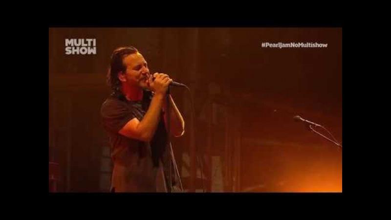 Pearl Jam - Nothingman (Live at Lollapalooza) HD