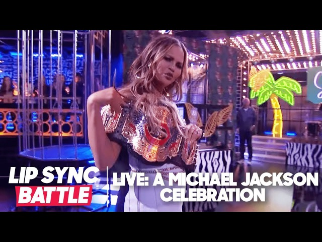 Lip Sync Battle Live: A Michael Jackson Celebration w/ Taraji P. Henson, Hailee Steinfeld More