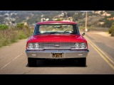 Ford Galaxie 500 R code Fastback Hardtop 63B 1963