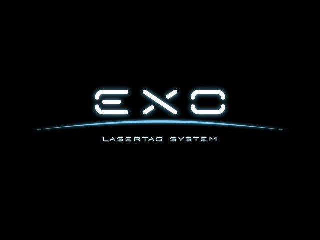 EXO LaserTag Первый взгляд