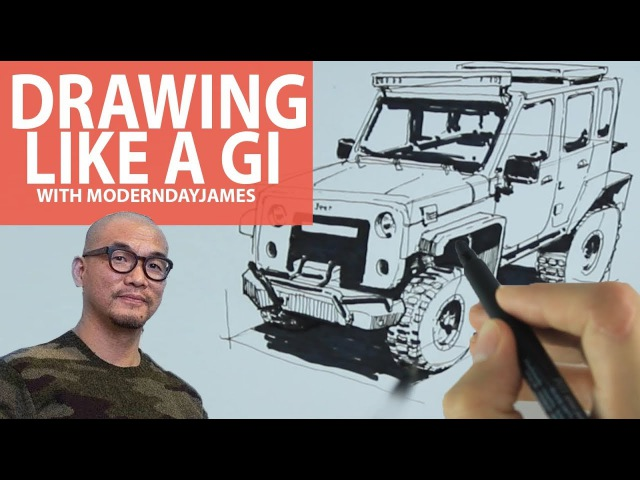 BECOMING A GI Using forms to draw life